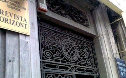 """Uniunea Scriitorilor din Timișoara și Revista """"Orizont"""", evacuate după o sentință dată la Craiova"""
