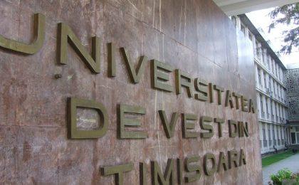 UVT inițiază o nouă sesiune de pregătire a elevilor pentru Bacalaureat