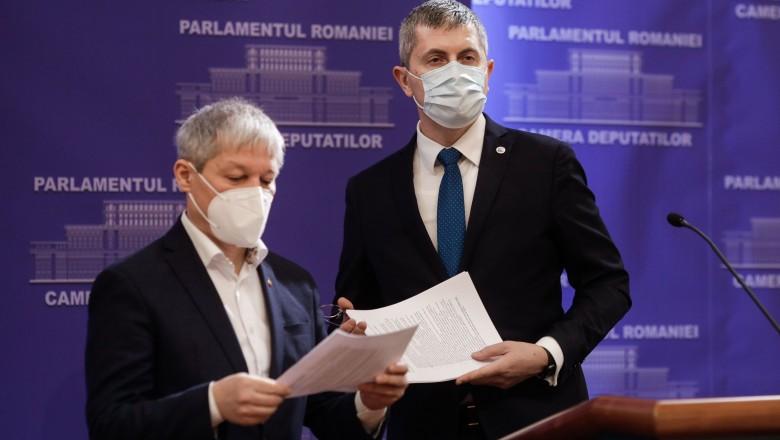 Ministrii USR isi dau demisia