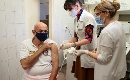 Românii de vestul țării se pot vaccina și în Ungaria