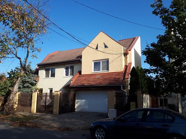 Vila Adelinei Tînjalău, de pe strada Louis Pasteur din Timișoara