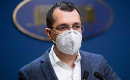 Vlad Voiculescu, fost ministru al Sănătăţii: Campania de vaccinare este un eșec
