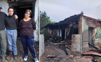 Campanie de ajutorare a familiei Werth, ultima familie de şvabi din Peciu Nou. Acum câteva zile au rămas fără casă