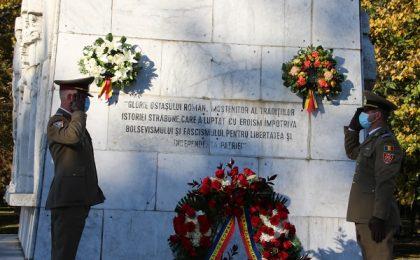 Ziua Armatei României, sărbătorită la Timișoara